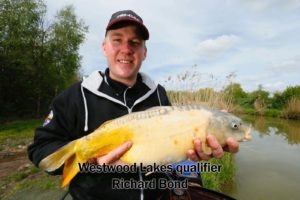 Richard Bond | Westwood Lakes | 161lbs 12oz | 20th May 2018