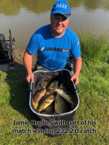 Jamie Hughes | The Glebe | 232lbs 2oz | 23rd May 2018