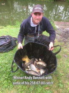 Andy Bennett tunnel Barn1