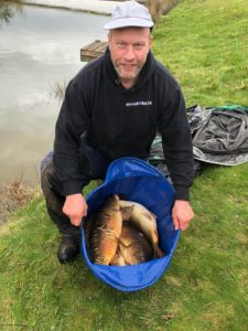 Ian Wood | Larford Lakes | 236lbs | 8th April 2018