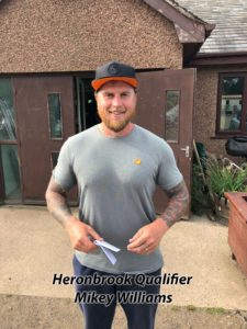 Mikey Williams | Heronbrook Fishery | 247lbs | 9th June 2018